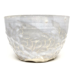 Wendy Jagger — Cobbler Faceted Serving Bowl - Australian made Ceramics