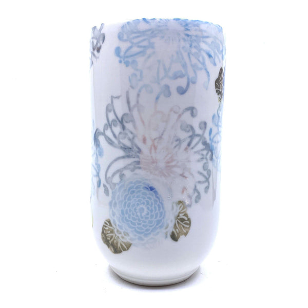 Wendy Jagger — Large 'Cheongsam' Painted Vase | Sculpture Ceramics Wendy Jagger | Craft