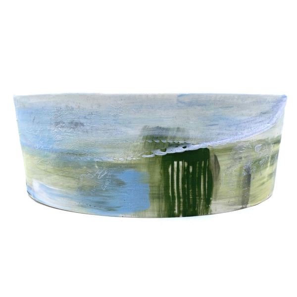 Wendy Jagger — Large Cut Wildflower Dish | Vessel Ceramics Wendy Jagger | Craft