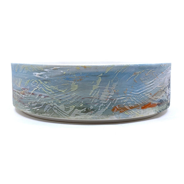 Wendy Jagger — Medium Cut Wildflower Dish | Vessel Ceramics Wendy Jagger | Craft