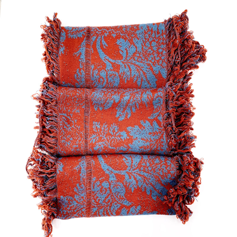 Wendy Voon — Damask Scarf - Australian made Textiles