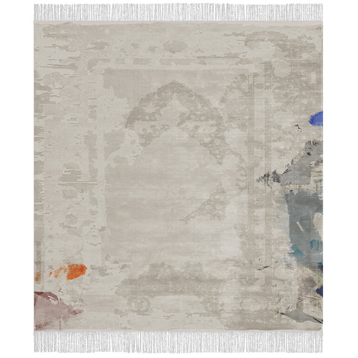 By Second Studio Asti Ai1071 Creamy Beige Natural Fiber Rug Main Image