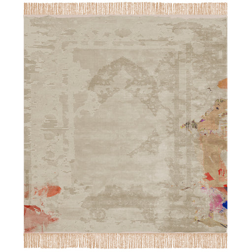 By Second Studio Asti Ai1072 Creamy Beige Natural Fiber Rug Main Image