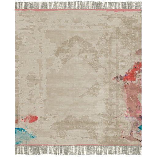 By Second Studio Asti Ai1073 Creamy Beige Natural Fiber Rug Main Image