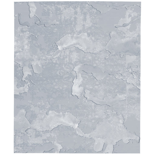 By Second Studio Asti Matera Am1281 Metallic Grey Natural Fiber Abstract Rug Main Image