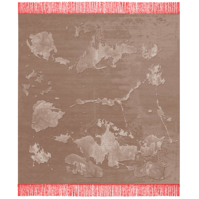 By Second Studio Novi Ligure Nl751 Chocolate Silk Rug Main Image