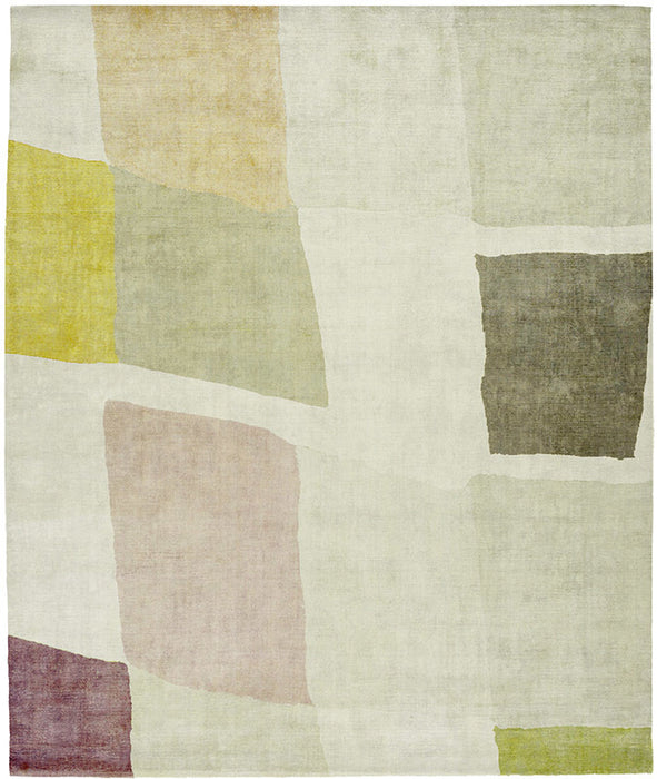 By Second Studio Noto Scalo Ns1303 Whisper Green Rug Main Image