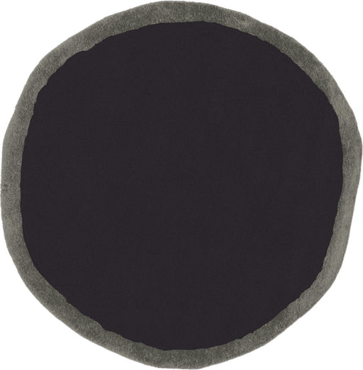 Nanimarquina Gray Oddly Shaped Wool Rug 2 Main Image