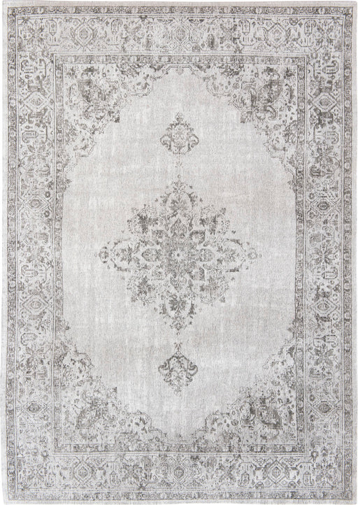 Louis De Poortere White Designer Traditional Rug Main Image