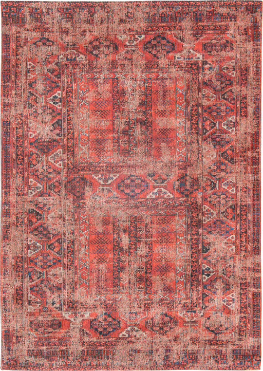 Louis De Poortere Red Designer Transitional Rug Main Image