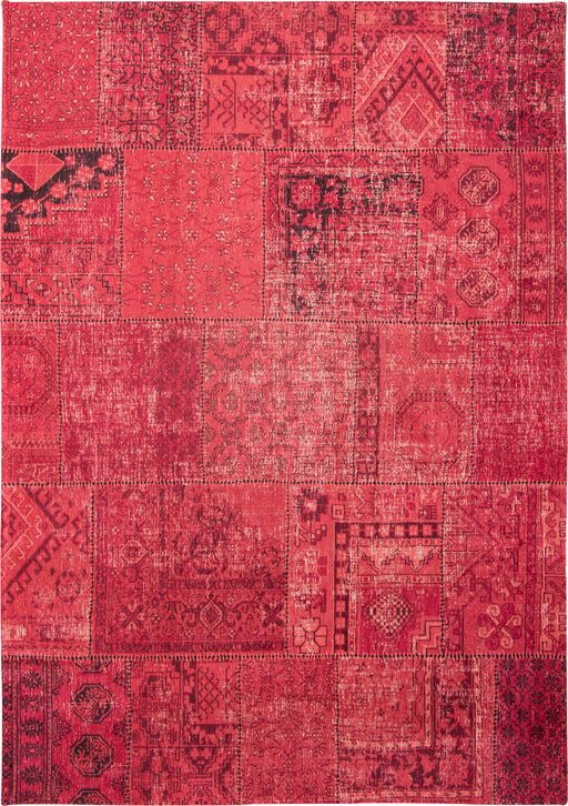 Louis De Poortere Red Designer Transitional Rug 2 Main Image