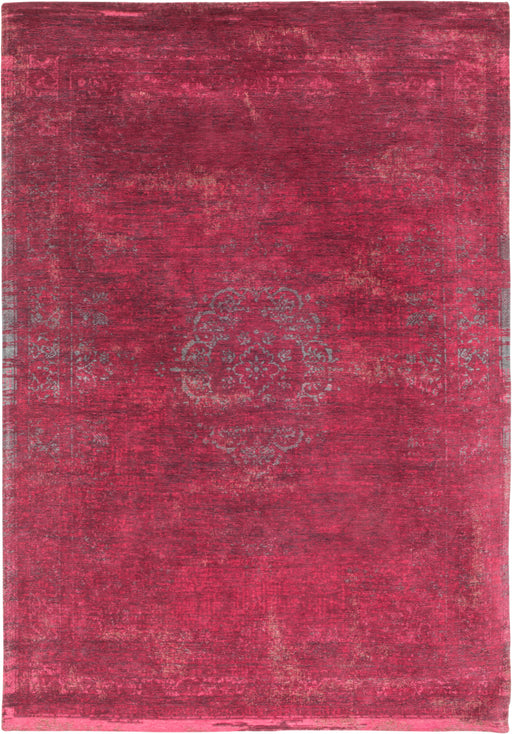 Louis De Poortere Purple Cotton Rug Main Image