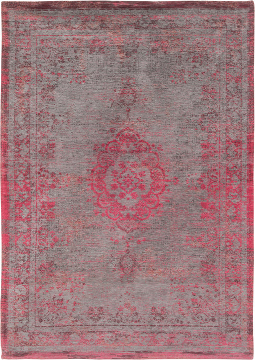 Louis De Poortere Purple Cotton Rug 2 Main Image