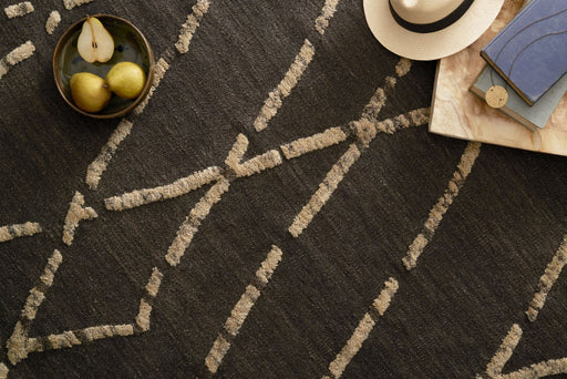 Loloi Adler AW-02 Turkish Coffee Wool Transitional Rug
