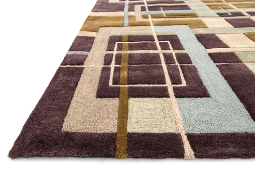 Loloi Abacus AC-05 Hand Tufted Synthetic Rug