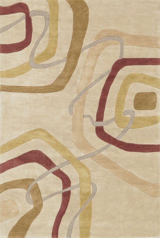 Loloi Abacus AC-06 Hand Tufted Synthetic Rug Main Image