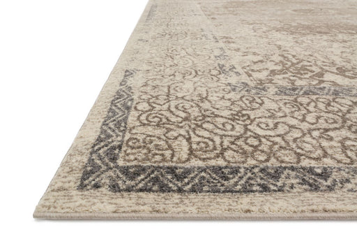 Loloi Century CQ-01 Taupe / Sand Traditional Synthetic Rug