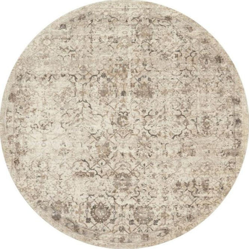 Loloi Century CQ-03 Sand Synthetic Traditional Rug