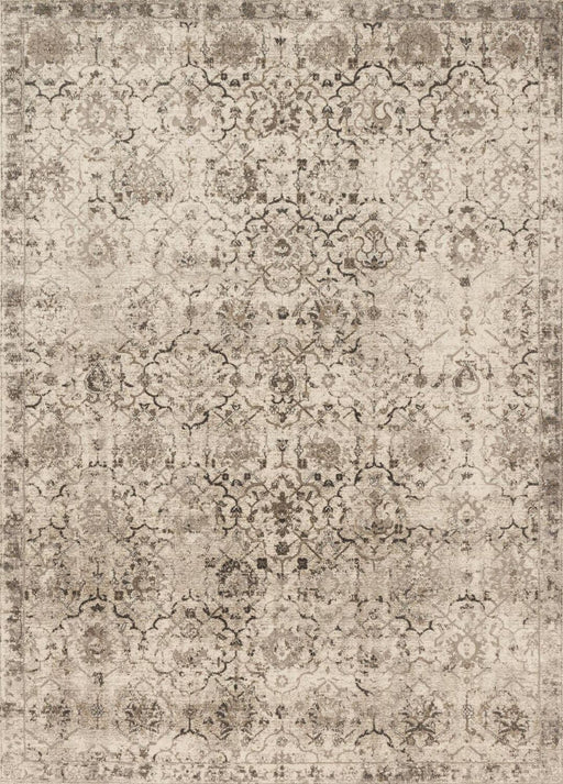Loloi Century CQ-03 Sand Synthetic Traditional Rug Main Image