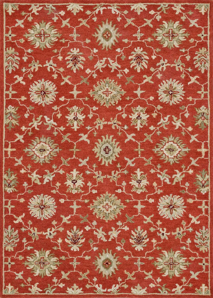 Loloi Fairfield HFF03 Hand Tufted Wool Rug Main Image