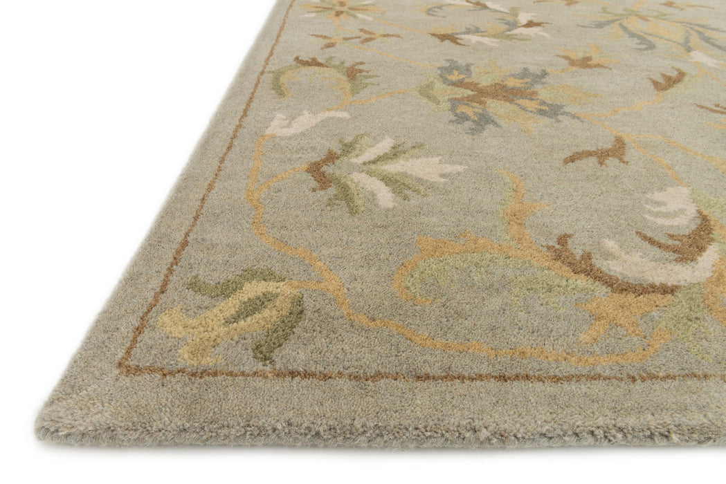 Loloi Fairfield HFF20 Hand Tufted Wool Rug