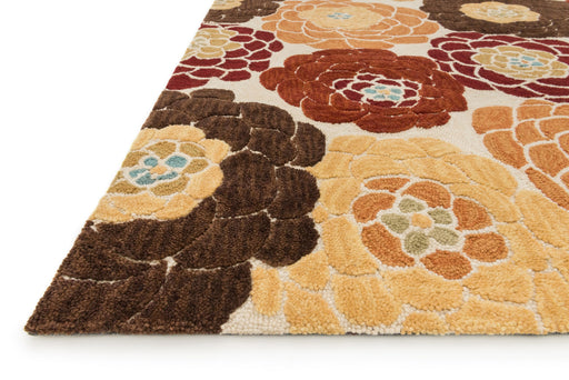 Loloi Gabriella GB-04 Hand Loomed Synthetic Rug