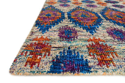 Loloi Giselle GX-02 Hand Knotted Silk Rug