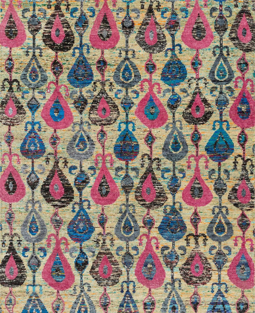 Loloi Giselle GX-04 Hand Knotted Silk Rug Main Image