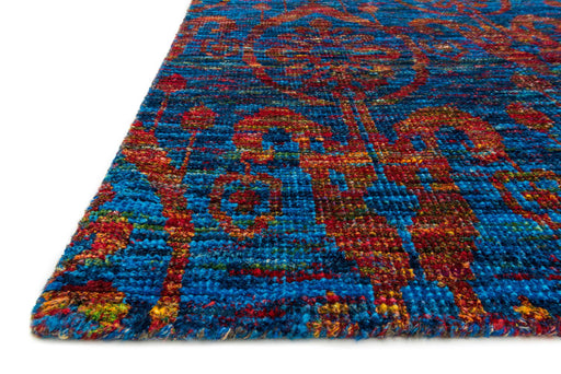 Loloi Giselle GX-05 Hand Knotted Silk Rug
