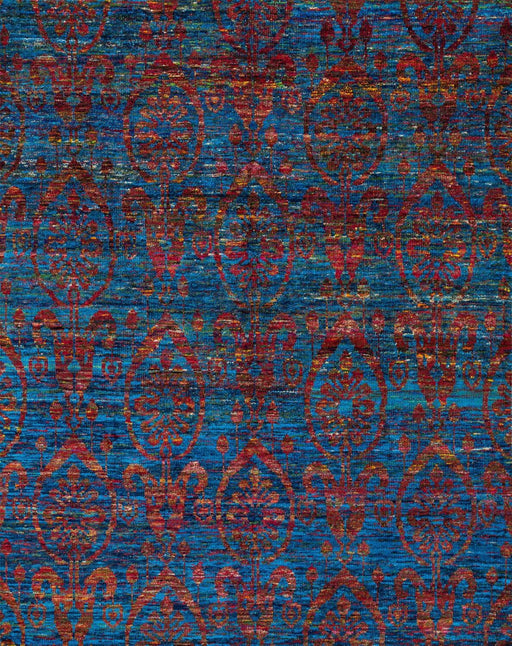 Loloi Giselle GX-05 Hand Knotted Silk Rug Main Image