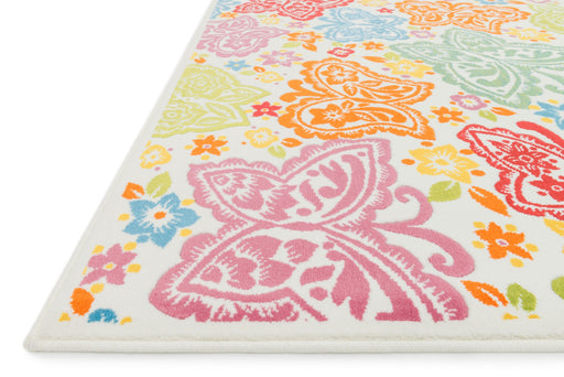 Loloi Gracie HGE03 Power Loomed Synthetic Rug