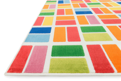 Loloi Gracie HGE04 Power Loomed Synthetic Rug