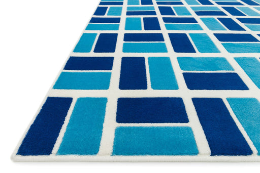Loloi Gracie HGE04 Power Loomed Polypropylene Rug