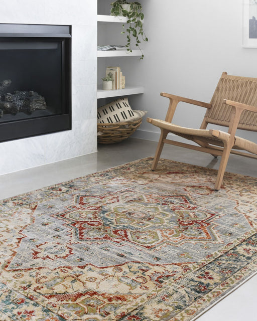 Loloi Isadora ISA-02 Power Loomed Polypropylene Rug