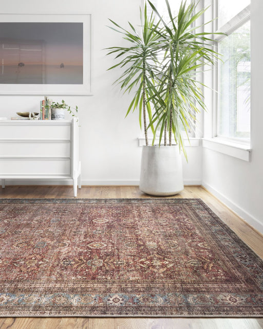 Loloi Layla LAY-01 Power Loomed Synthetic Rug