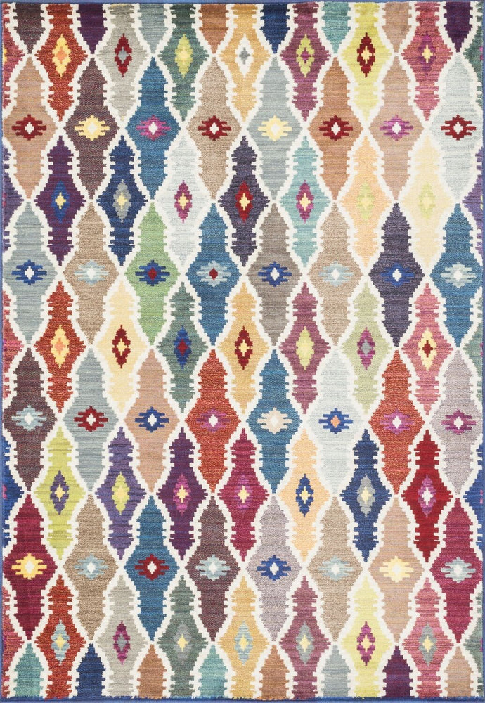 Loloi Lyon HLZ12 Power Loomed Polypropylene Rug Main Image