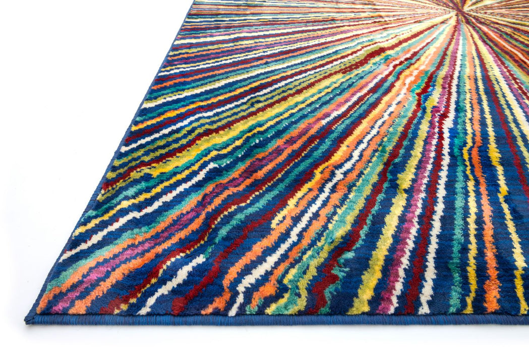 Loloi Madeline MZ-03 Power Loomed Synthetic Rug