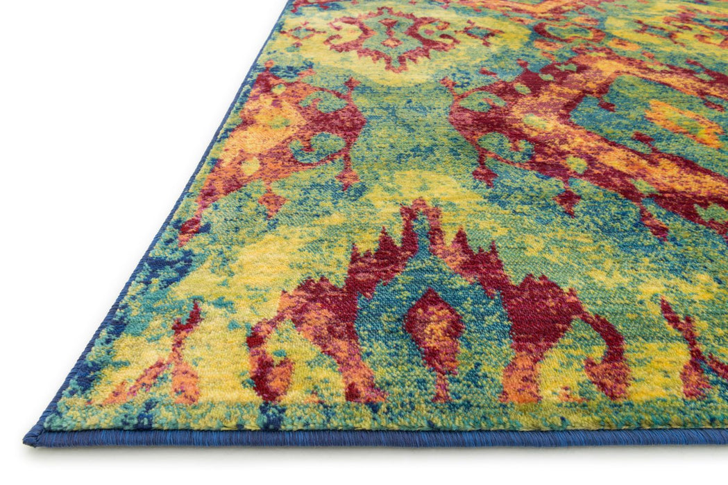 Loloi Madeline MZ-12 Power Loomed Synthetic Rug