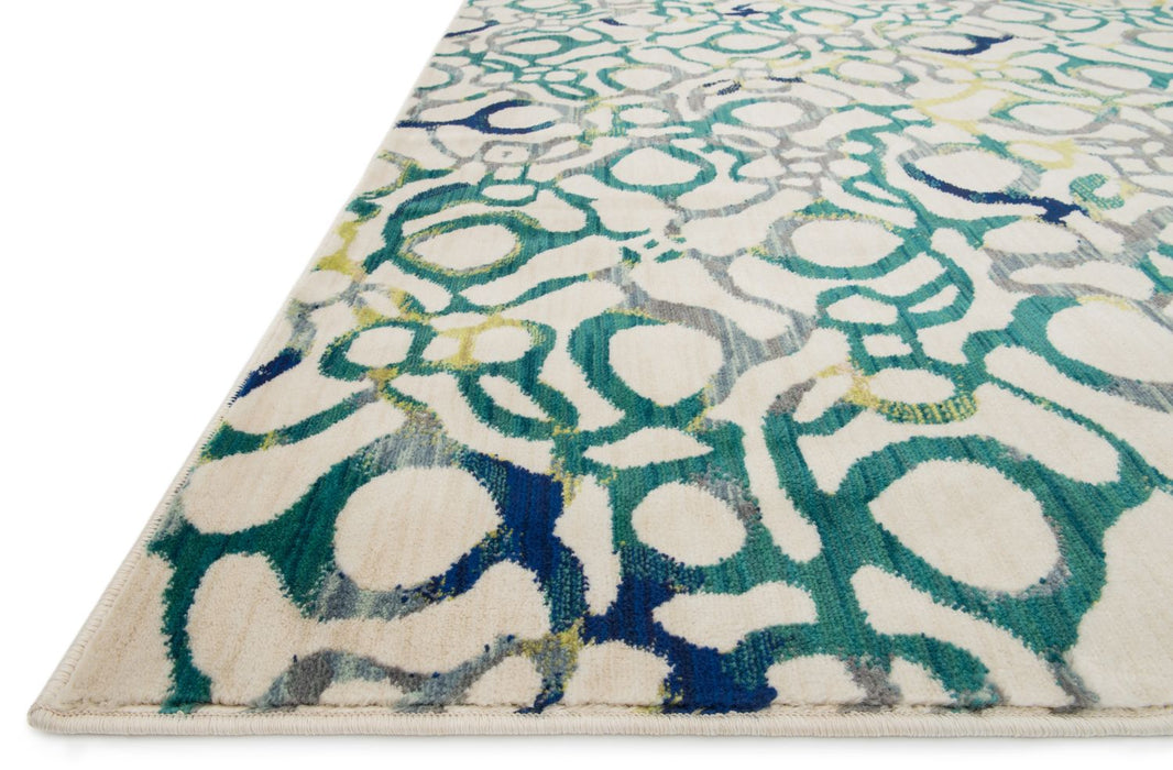 Loloi Madeline MZ-21 Power Loomed Synthetic Rug