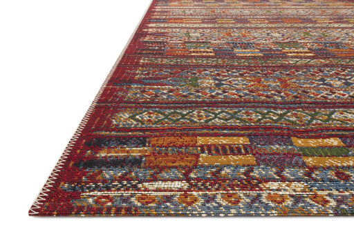 Loloi Mika MIK-09 Power Loomed Synthetic Rug