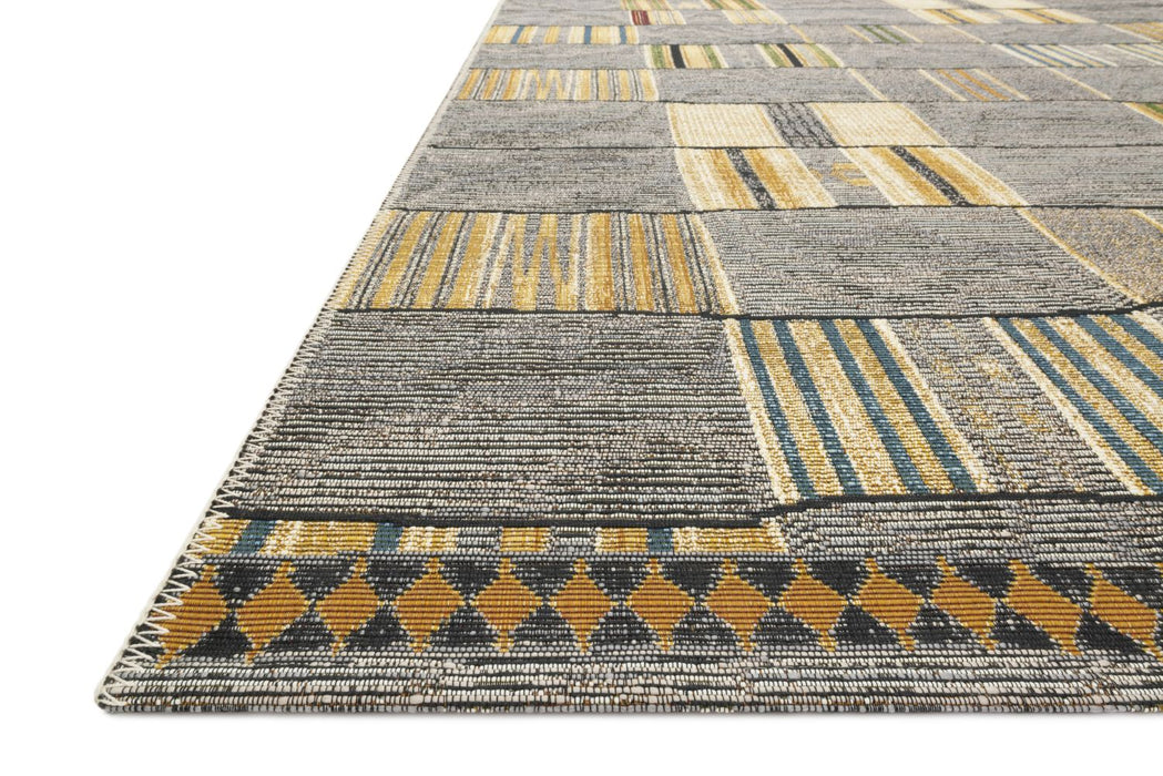 Loloi Mika MIK-10 Power Loomed Synthetic Rug