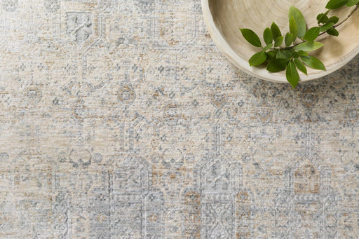 Loloi Pandora PAN-02 Ivory / Mist Transitional Synthetic Rug