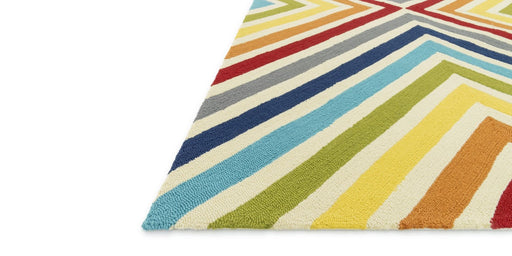 Loloi Palm Springs PM-01 Hand Hooked Synthetic Rug