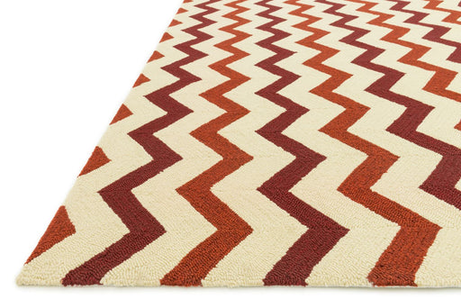 Loloi Palm Springs PM-02 Hand Hooked Synthetic Rug