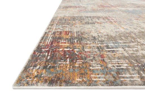 Loloi Reid RED-05 Power Loomed Synthetic Rug