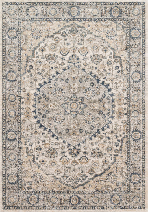 Loloi II Teagan TEA-01 Power Loomed Polypropylene Rug Main Image