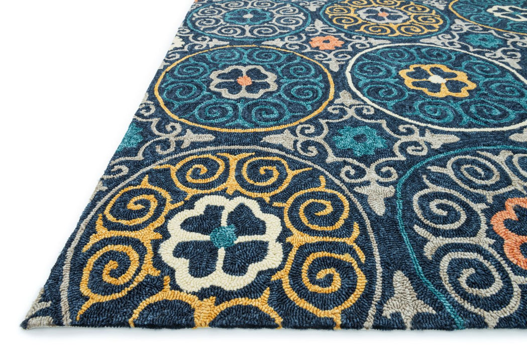 Loloi Tropez TZ-07 Hand Loomed Synthetic Rug