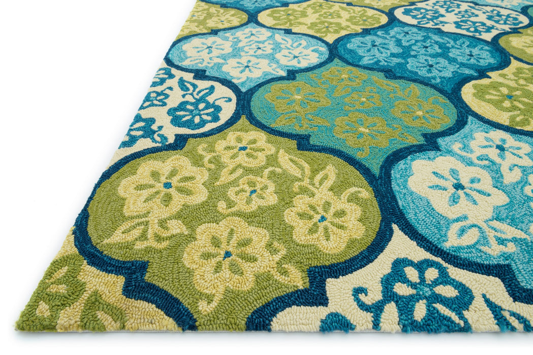 Loloi Ventura HVT03 Hand Hooked Synthetic Rug
