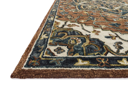 Loloi Victoria VK-15 Hand Hooked Wool Rug