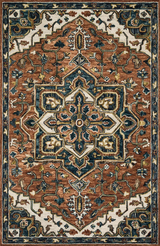 Loloi Victoria VK-15 Hand Hooked Wool Rug Main Image